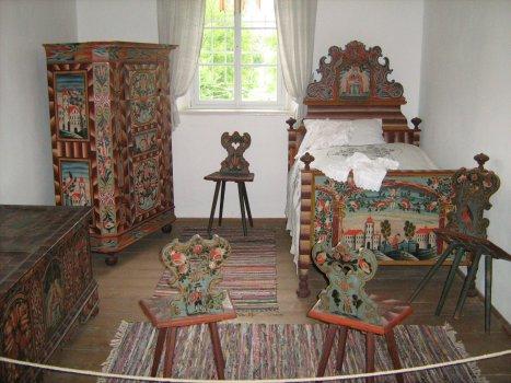 freilichtmuseum samesleiten bauernmoebel